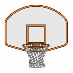 Ring clipart basket ball