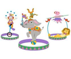 Ring clipart circus