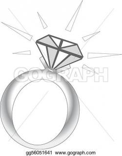 Ring clipart diamond sparkle