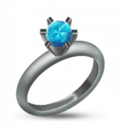 Ring clipart emoji transparent
