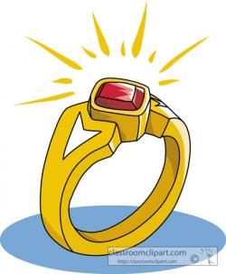 Ring clipart ruby ring