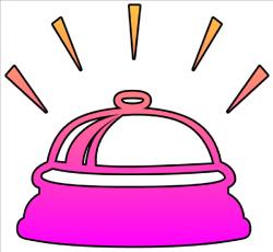Bell clipart bell ringing