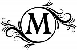 Wedding clipart emblem