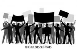 Riot clipart campaign