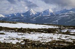 River Landscape clipart arctic tundra
