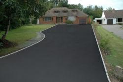 Asphalt clipart driveway