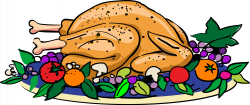 Diner clipart thanksgiving lunch