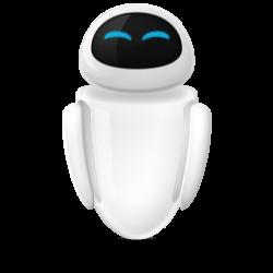 Robot clipart eve