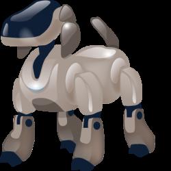 Robot clipart robot dog