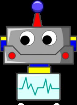 Robot clipart robot head