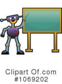 Robot clipart robot teacher