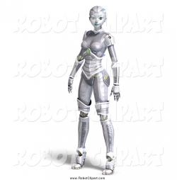 Robot clipart science fiction