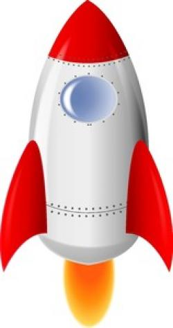 Rocket clipart high resolution