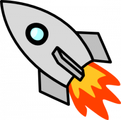 Missile clipart cartoon