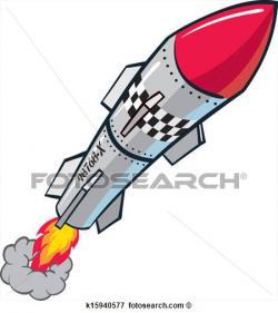 Missile clipart rocket