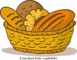 Bread Roll clipart