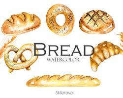 Denmark clipart bread roll