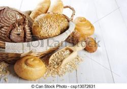 Rolls clipart bread life