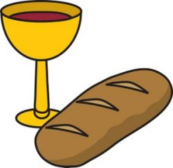 Bread Roll clipart bread and wine