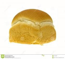 Roti clipart dinner roll
