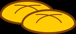 Rolls clipart garlic bread