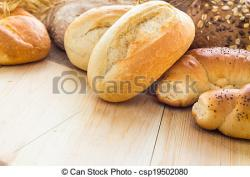 Bread Roll clipart grain product
