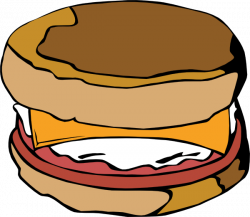 Bacon clipart egg and cheese
