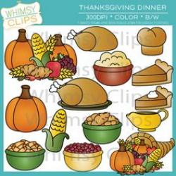 Rolls clipart thanksgiving food