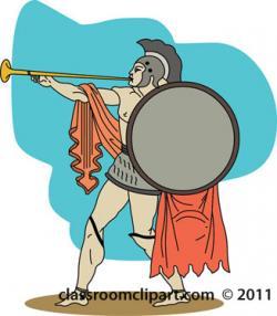 Rome clipart roman soldier