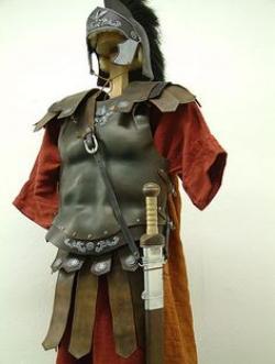 Roman Warriors clipart armour