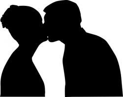 Romance clipart courtship