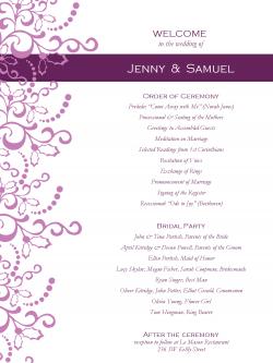 Ceremony clipart invitation design