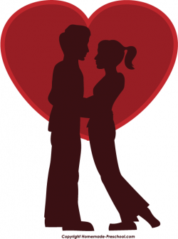 Romantic clipart