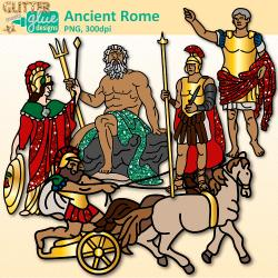 Rome clipart ancient civilization