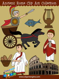 Rome clipart ancient rome
