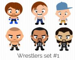 WWE clipart roman reigns