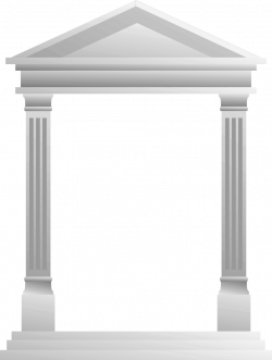 Columns clipart transparent