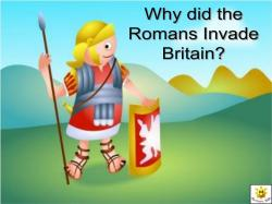 Rome clipart invaded britain