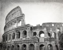 Colosseum clipart ancient ruin