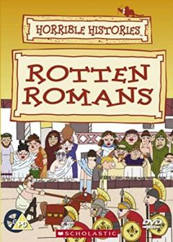 Rome clipart rotten