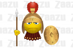 Soldier clipart emoticon