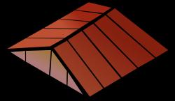Roof clipart cartoon