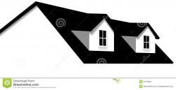 Roof clipart home roof