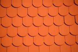 Rooftop clipart roof tile