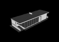 Rooftop clipart vector