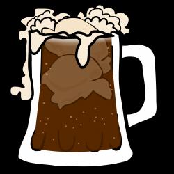 Drink clipart root beer