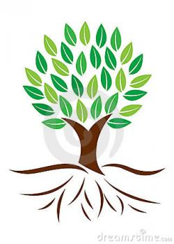 Octigon clipart tree