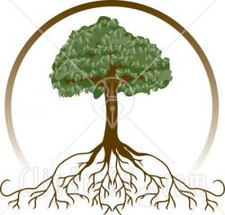 Roots clipart deep