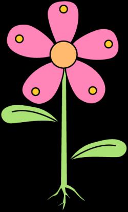 Stem clipart flower root