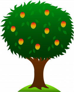 Mango clipart animated